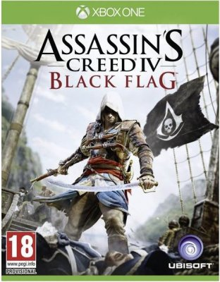 Assassin's Creed IV (4) Black Flag (Xbox One)