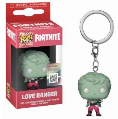 Pocket POP nyckelring Fortnite Love Ranger