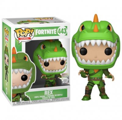 Funko POP figur Fortnite Rex