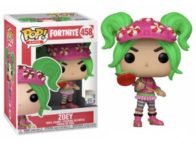 Funko POP figure Fortnite Zoey