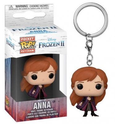 Pocket POP nyckelring Disney Frost 2 Anna
