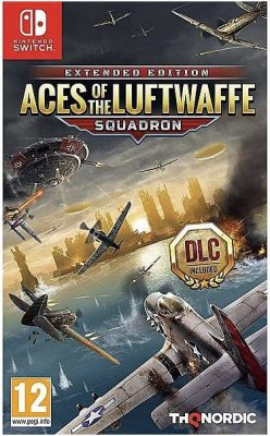 Aces of the Luftwaffe - Squadron (Switch)