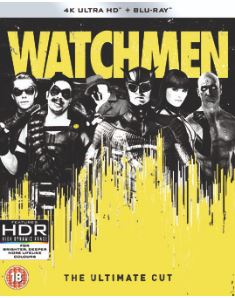 Watchmen 4K Ultra HD Blu-Ray