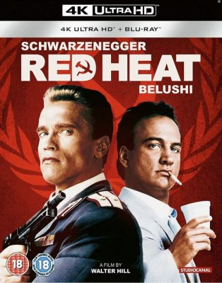 Red Heat 4K UHD + Blu-Ray (import)