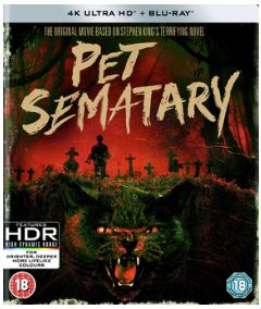 Stephen King - Pet Sematary - 30th Anniversary Edition 4K Ultra HD