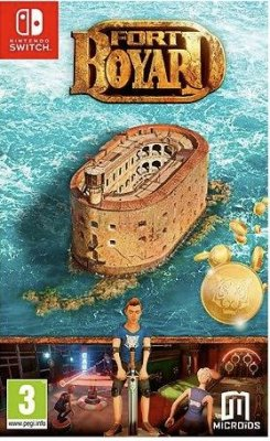 Fort Boyard - Limited Edition (Switch)