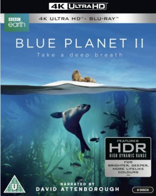 Blue Planet II 4K Ultra HD (import)