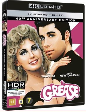 Grease - Anniversary Edition 4K Ultra HD