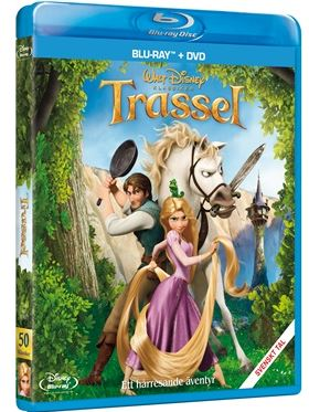 Disneyklassiker 50 Trassel bluray