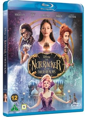 Disneys The Nutcracker and the Four Realms bluray