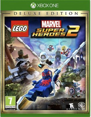 LEGO Marvel Super Heroes 2 - Deluxe Edition (Xbox One)