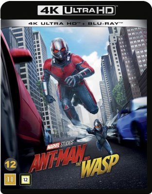 Ant-Man And The Wasp 4K Ultra HD bluray