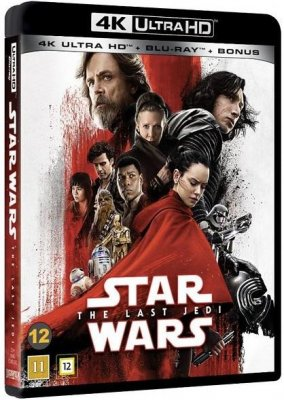 Star Wars - The Last Jedi 4K Ultra HD