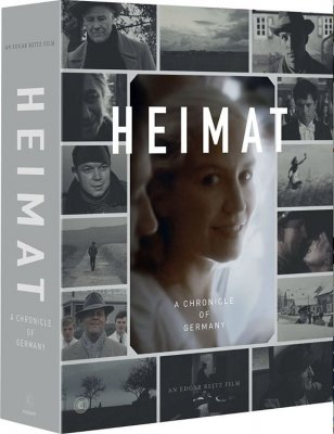 Heimat - A Chronicle Of Germany (import) bluray