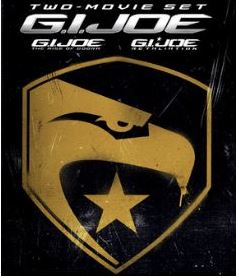 GI Joe - The Rise Of Cobra + GI Joe 2 - Retaliation 4K Ultra HD (import Sv text)