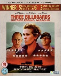 Three Billboards Outside Ebbing Missouri 4K Ultra HD