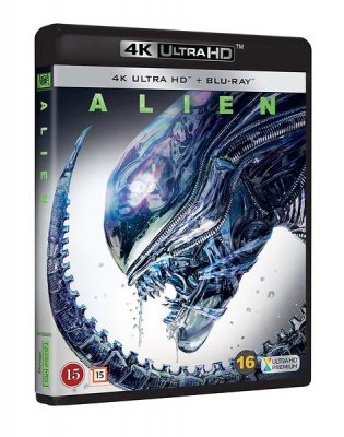 alien 4k uhd bluray