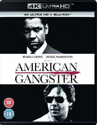 american gangster 4k uhd bluray