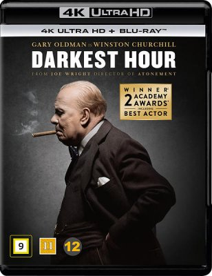 darkest hour 4k uhd bluray
