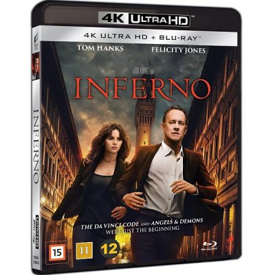 inferno 4k uhd bluray