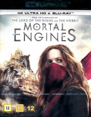mortal engines 4k uhd bluray