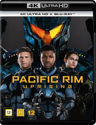 pacific rim uprising 4k uhd bluray