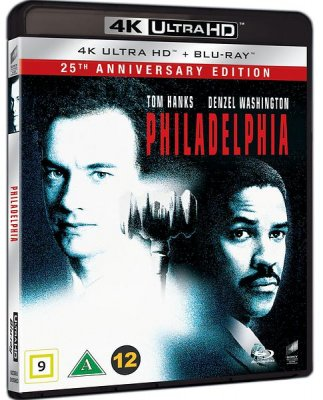 philadelphia 4k uhd bluray