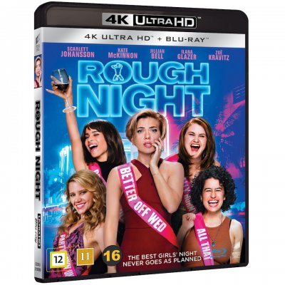 rough night 4k uhd bluray