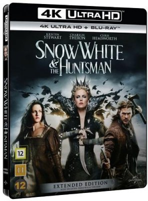 snow white and the huntsman 4k uhd bluray
