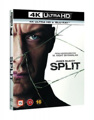 split 4k uhd bluray