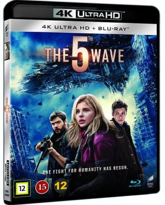 the 5th wave 4k uhd bluray
