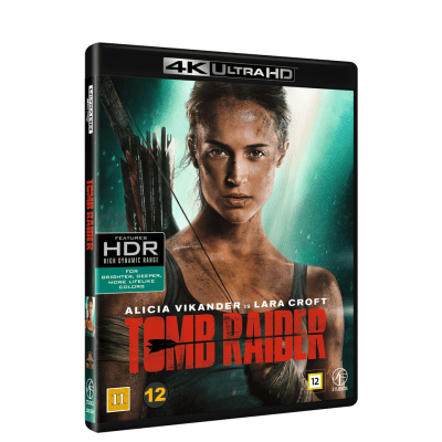 tomb raider 4k uhd bluray